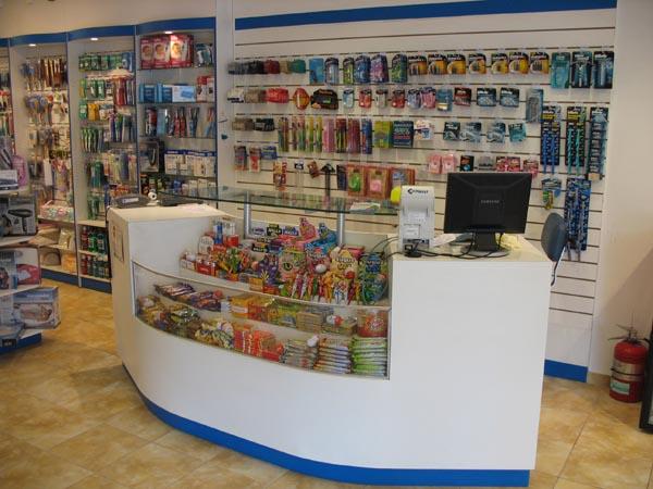 fabricaci n de mostradores para farmacias