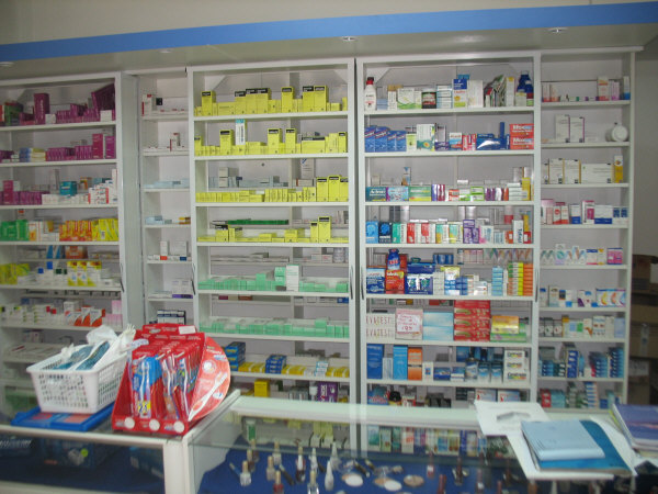 Fabricaci n de estanter as desplazables para farmacias - Estanterias de pared infantiles ...